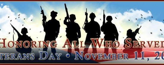 Veterans Day November 11, 2014