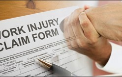 What do I tell the Insurance Adjuster after a Work Injury?
