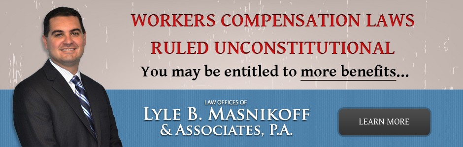 Workers Compensation Laws Unconstitutional